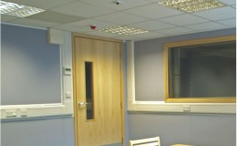 Paediatric Observation Room