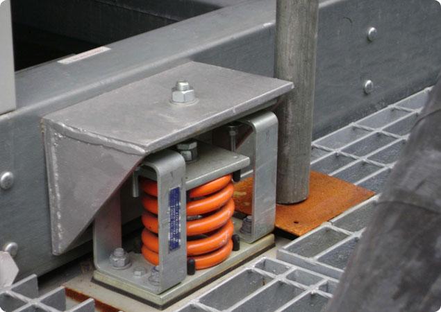 Vibration Isolation A P Acoustics Ltd